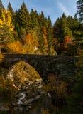 Ponte romana Foto de Stock
