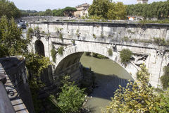 Ponte Rotto Stock Images