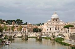 Ponte Rzym Zdjęcie Stock