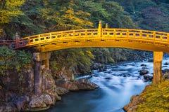 Ponte sagrado de Shinkyo fotografia de stock royalty free