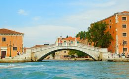 Ponte San Biasio Obrazy Stock