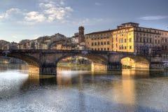 Ponte Sankt Trinita Lizenzfreies Stockbild