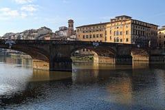 Ponte Sankt Trinita Lizenzfreie Stockfotografie