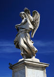 Angel statue Stock Photo