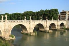 Ponte SantÂ'Angelo Lizenzfreies Stockfoto