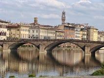 Ponte Santa Trinita Fotografia Stock Libera da Diritti