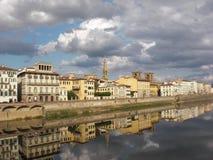 Ponte Santa Trinita Royalty Free Stock Images