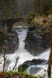 Ponte Scozia dell'eremo Immagine Stock Libera da Diritti