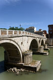 Ponte Sisto Royalty Free Stock Images