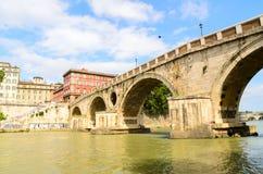 Ponte Sisto Stock Photography