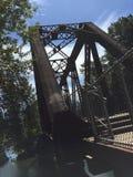 Ponte Snoqualmie di Reinig Fotografia Stock Libera da Diritti
