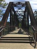 Ponte Snoqualmie di Reinig Immagine Stock Libera da Diritti