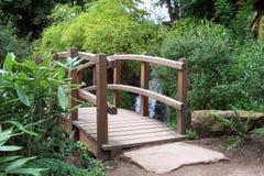 Ponte sobre o rio Imagens de Stock