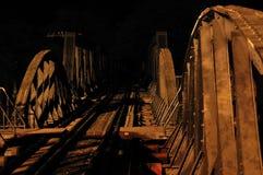 Ponte sobre o rio Kwai imagens de stock royalty free
