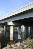 Ponte sobre Saint John   Imagens de Stock