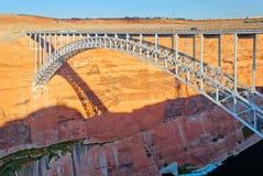 Ponte sopra Glen Canyon, Arizona Fotografia Stock Libera da Diritti