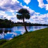 Ponte sopra le acque del Mississippi fotografie stock libere da diritti