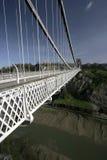 Ponte sospeso di Clifton, Bristol Fotografia Stock