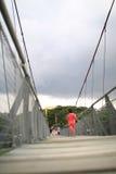 Ponte sospeso di Tamparuli immagine stock