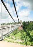 Ponte storico Immagine Stock
