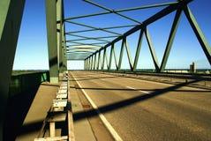 Ponte stradale Fotografia Stock