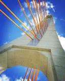 Ponte stupefacente Fotografie Stock