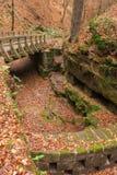 Ponte, Suíça saxão Fotografia de Stock