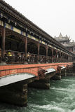 Ponte sul Fotografia de Stock