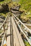 Ponte in tessin Fotografia Stock Libera da Diritti
