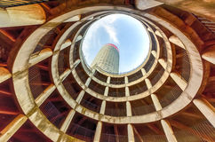 Ponte Tower - Hillbrow, Johannesburg, South Africa Stock Image