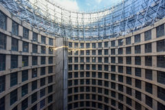 Ponte Tower - Hillbrow, Johannesburg, South Africa Stock Photo