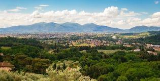 Ponte un Moriano, Toscana, Italia Fotografia Stock