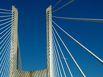 Ponte Vasco da Gama Stock Images