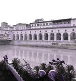 Ponte Vecchio佛罗伦萨 库存图片