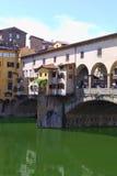 Ponte Vecchio, Φλωρεντία Στοκ Εικόνες