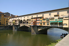 Ponte Vecchio Royalty Free Stock Images