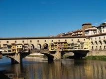 Ponte Vecchio Стоковое Изображение RF