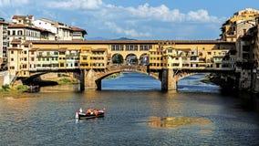 Ponte Vecchio Zdjęcia Stock