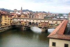 Ponte Vecchio Royalty-vrije Stock Foto