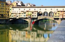 Ponte VEcchio Fotografie Stock