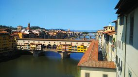Ponte Vecchio immagine stock libera da diritti