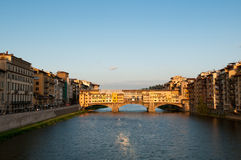 The Ponte Vecchio Royalty Free Stock Image