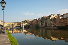 Ponte Vecchio. Royalty Free Stock Photos
