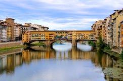 Ponte Vecchio Royalty Free Stock Images