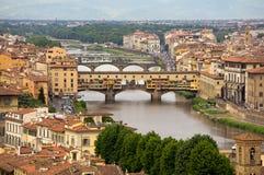 Ponte Vecchio Royalty-vrije Stock Afbeelding