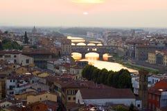Ponte Vecchio 免版税库存图片