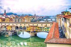 Ponte Vecchio Zdjęcie Stock