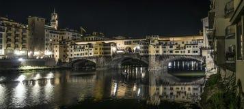 Ponte Vecchio imagens de stock