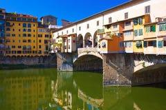 Ponte Vecchio stockfotografie