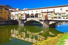 Ponte Vecchio lizenzfreie stockfotos